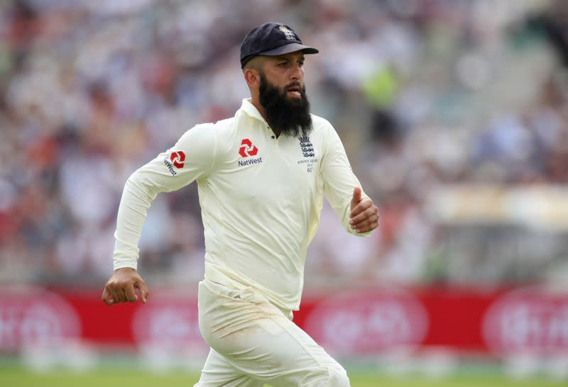 All-rounder Moeen Ali: Anything over 220-230 won't be easy to chase at Lord's