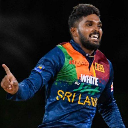 Sri Lanka spinner Wanidu Hasaranga join RCB for IPL 2021 in UAE