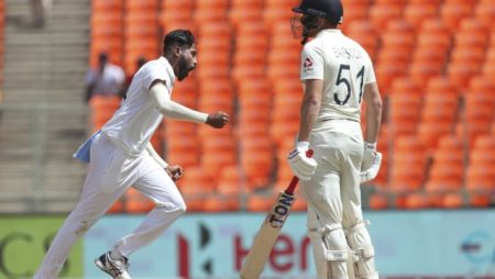 Joe Root and Mohammed Siraj show greet performances in the Test series on India vs England