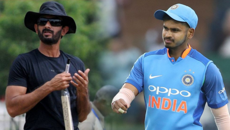India batting coach Vikram Rathour in alleged 'ball-tampering incident'
